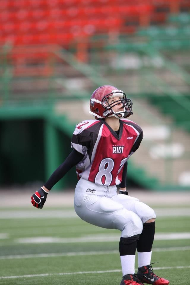 Pin On Women S Canadian Football League
