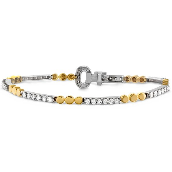 Copley Diamond Bar Line Bracelet #myHOFwishlist