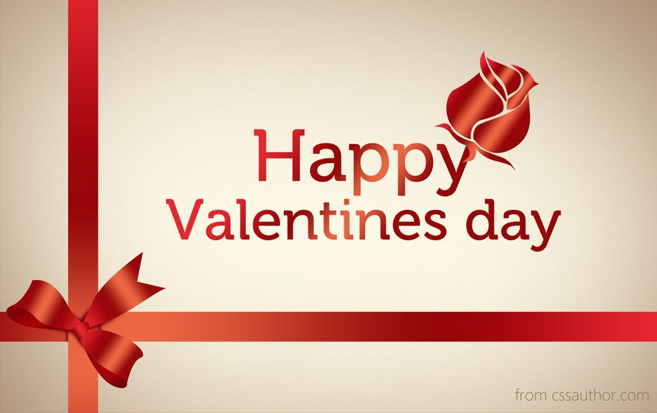 valentines day card template psd - Valentines Day Template