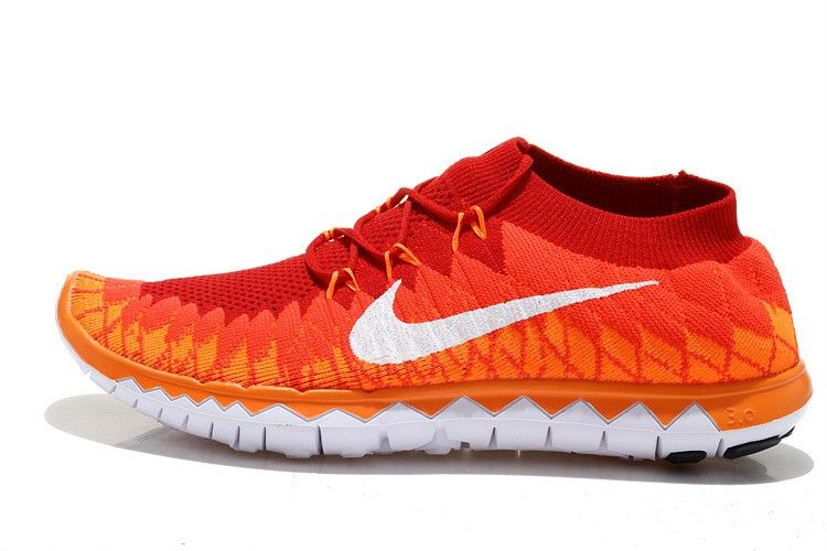 finest selection 36522 fc83d ... Nike Women s Free Flyknit 4.0 Running Shoes Orange Red - Google Search  ...