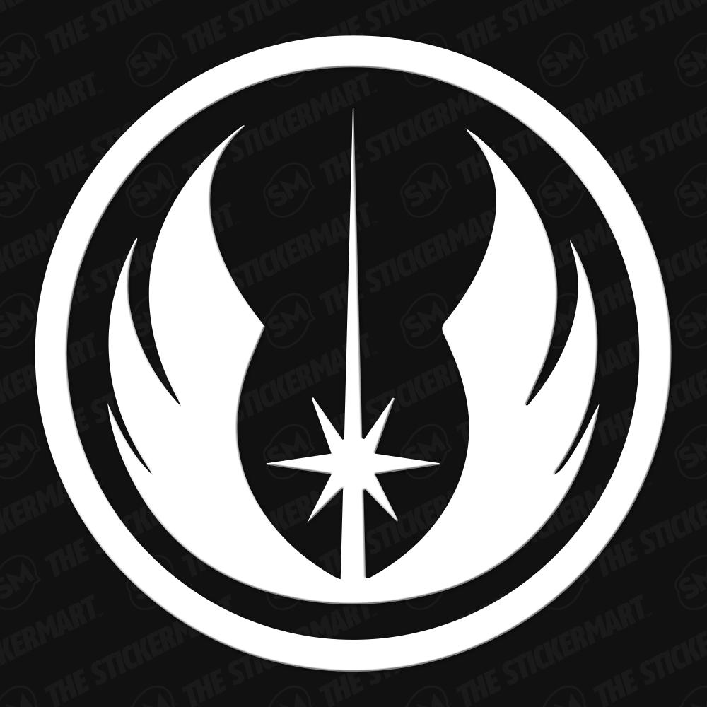 Rebel Phoenix Symbol Vinyl Decal Sticker Car Helmets Window Star Wars Laptop