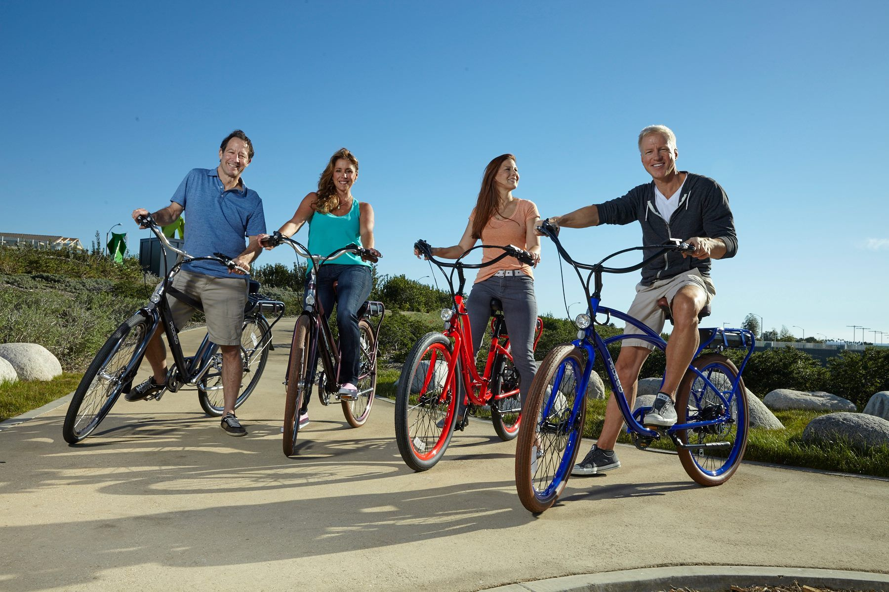 Pedego electric bikes huntington beach bicycle store in