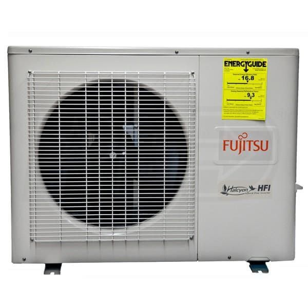 Fujitsu Aou24rlxfz 24k Btu Outdoor Condenser For 2 3 Zones Heating Air Conditioning Outdoor Heating Cooling