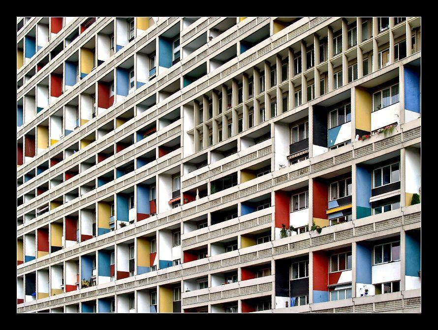 Corbusierhaus von Wolfgang Sch.