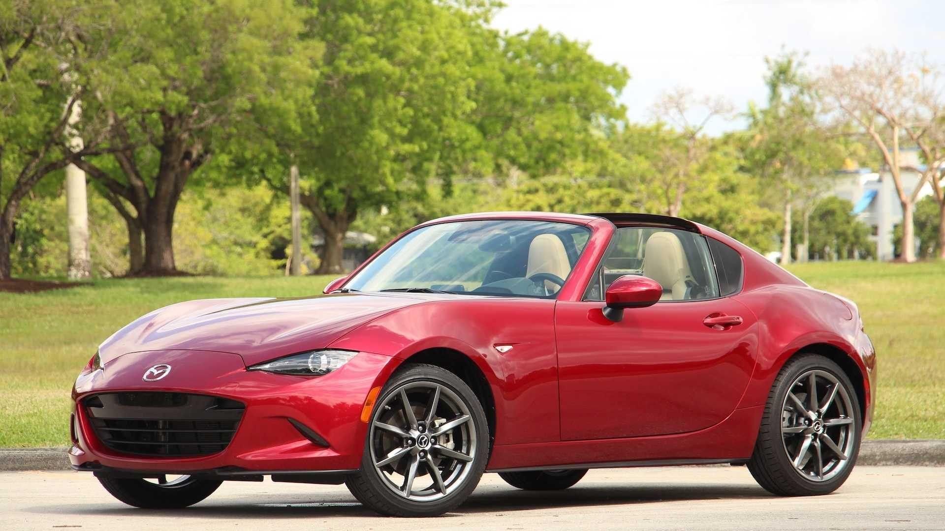 Mazda Miata 2020 Engine