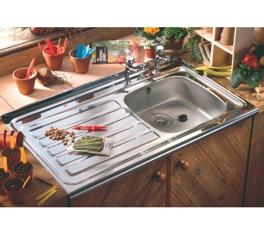 Sit lay on roll front kitchen sinks stainless 10 bowl 600mm depth sit lay on roll front kitchen sinks stainless 10 bowl 600mm depth workwithnaturefo