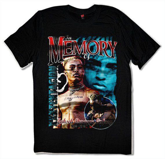 XXXTENTACION T-Shirt , Hip Hop Rap Tee Shirt | Products in