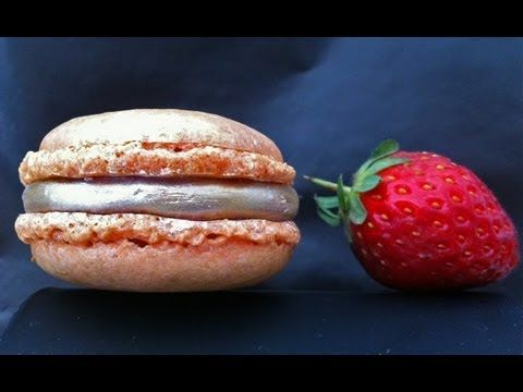 how to make almond meal for macarons