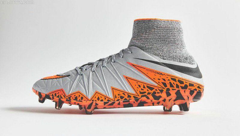 f780954d26f Nike Hypervenom Phantom II FG 2018 Word Cup Wolf Grey Total Orange Black  Black