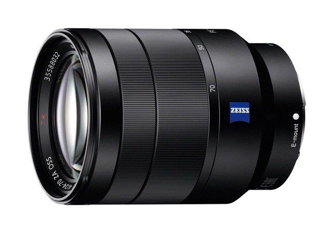 Sony 24 70mm F4 Zoom Lens Sony Camera Sony Camera Lenses