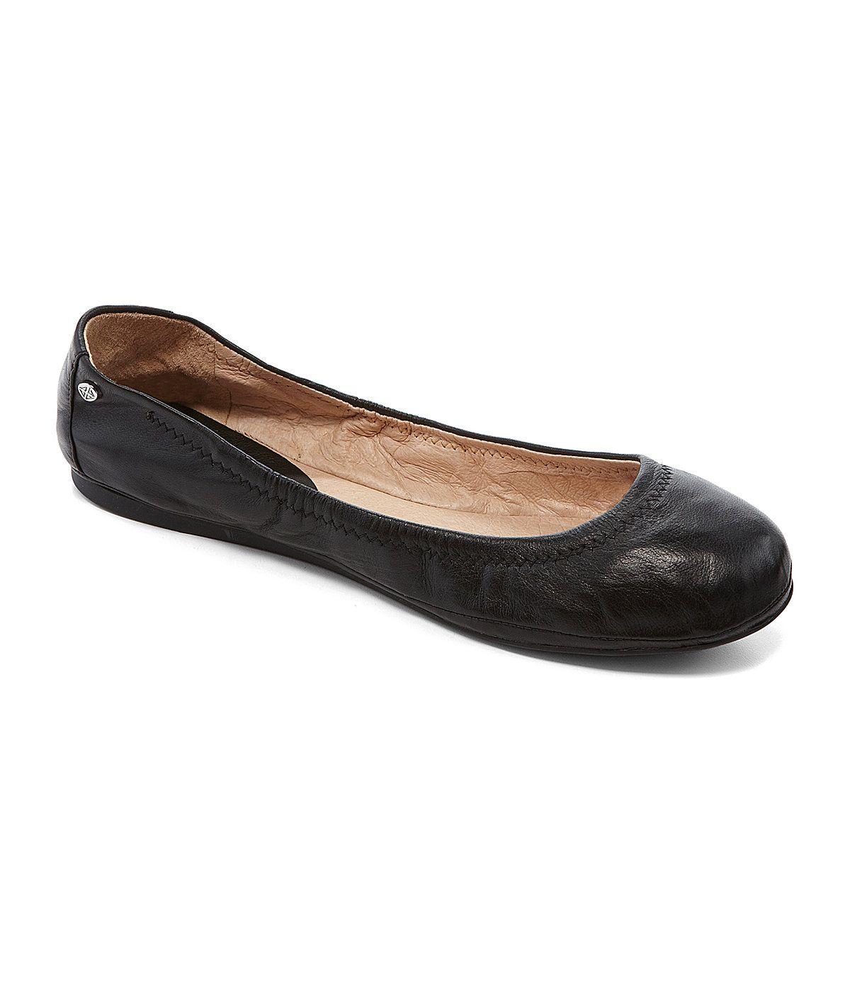 c233c4a2c36 Antonio Melani Prima Leather Flats