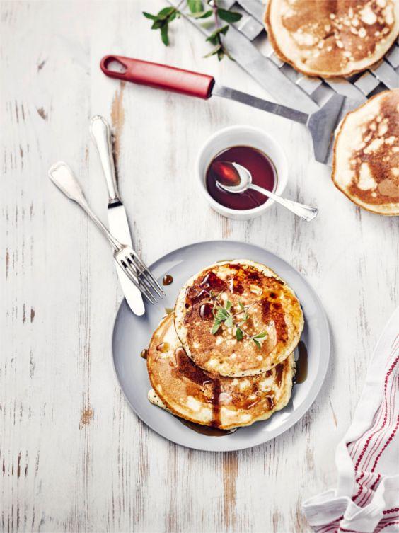 Pancake Rezept Fruhstucks Rezepte Pinterest Pfannkuchen
