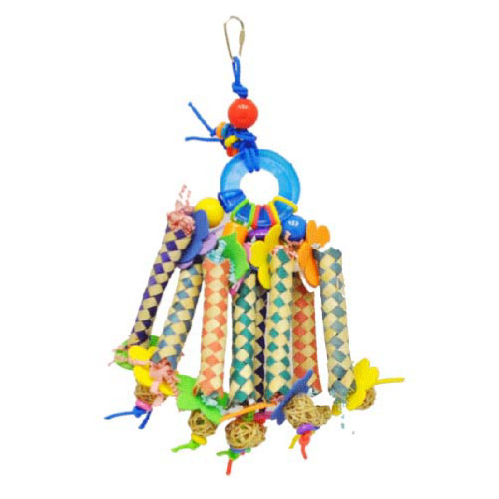 A And E Cage Co. Chinese Finger Trap Bird Toy In 2019
