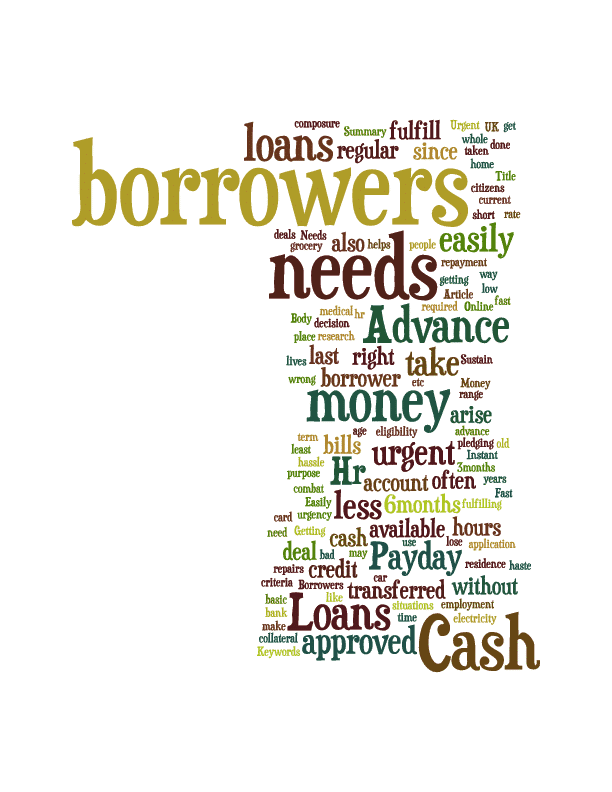 Payday Loans Financa
