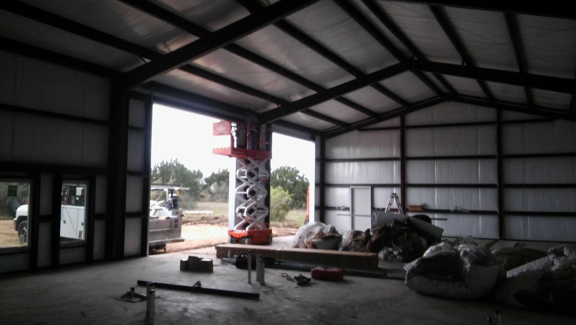 42 Barndominium Ceilings Metal building homes, Metal