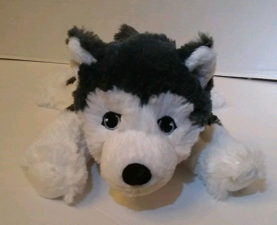Ikea Siberian Husky Baby Puppy Livlig Plush 10 Soft Toy Dog