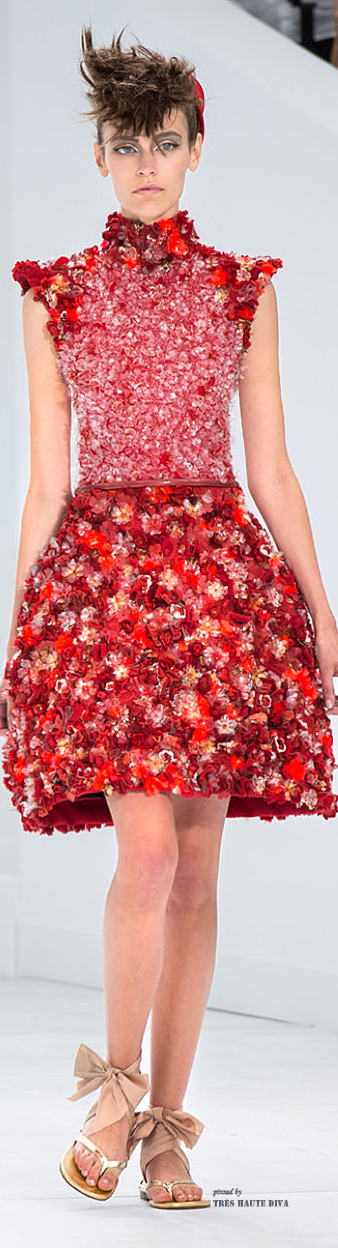 Chanel Haute Couture Fall 2014 | The House of Beccaria~