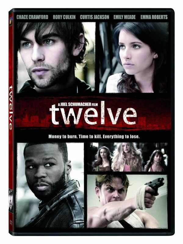 50 Cent Twelve Chace Crawford Twelfth Rory Culkin