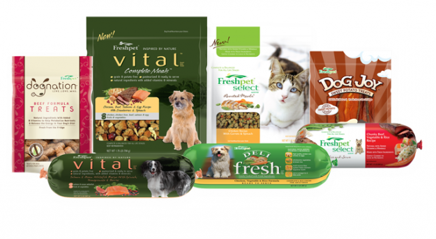 Product Review & Giveaway Freshpet Pet Food Dog food