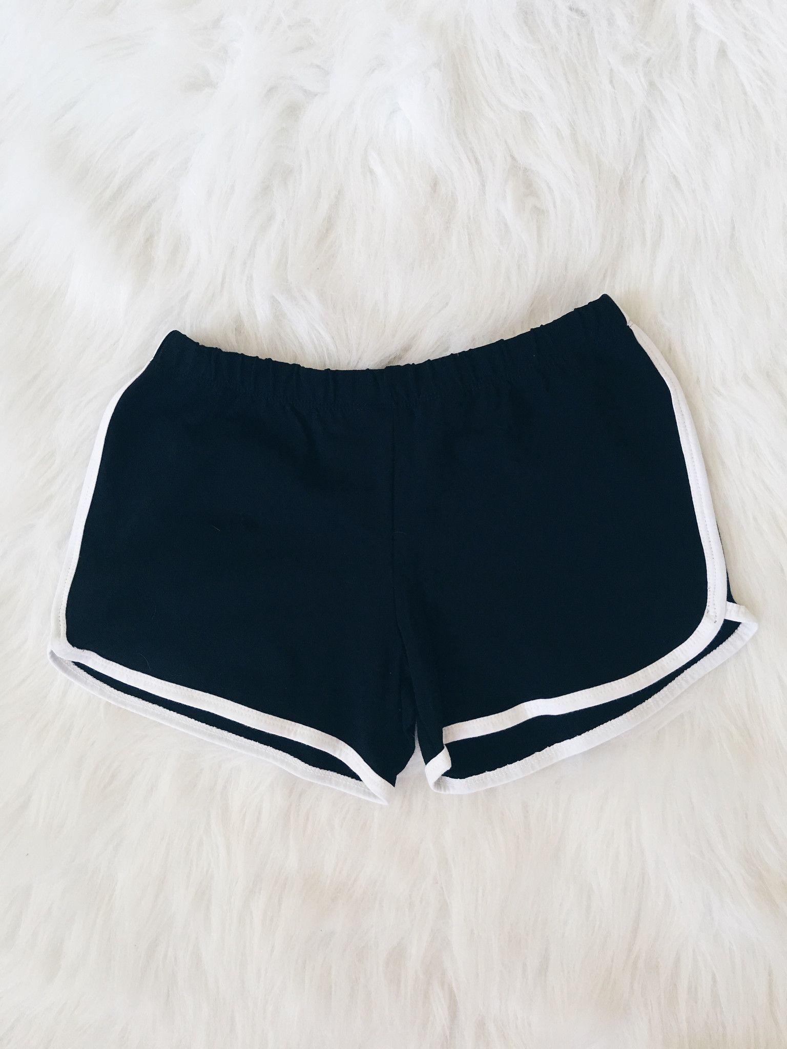 Cotton Runner Shorts