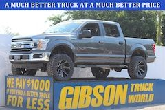 Used 2018 Ford F 150 Xlt Leather Crew Cab Xlt 4wd Supercrew 5 5 Box
