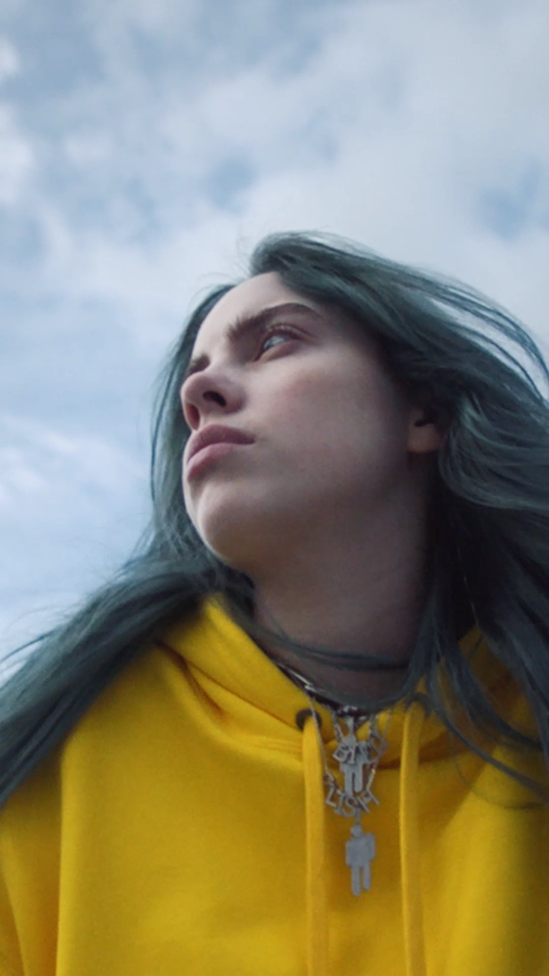 635bfb78dfb8b Billie Eilish takes the sky in the latest campaign from CALVIN KLEIN ...