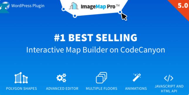 Image Map Pro v5 0 - SVG Map Builder WordPress Plugin - [Nulled
