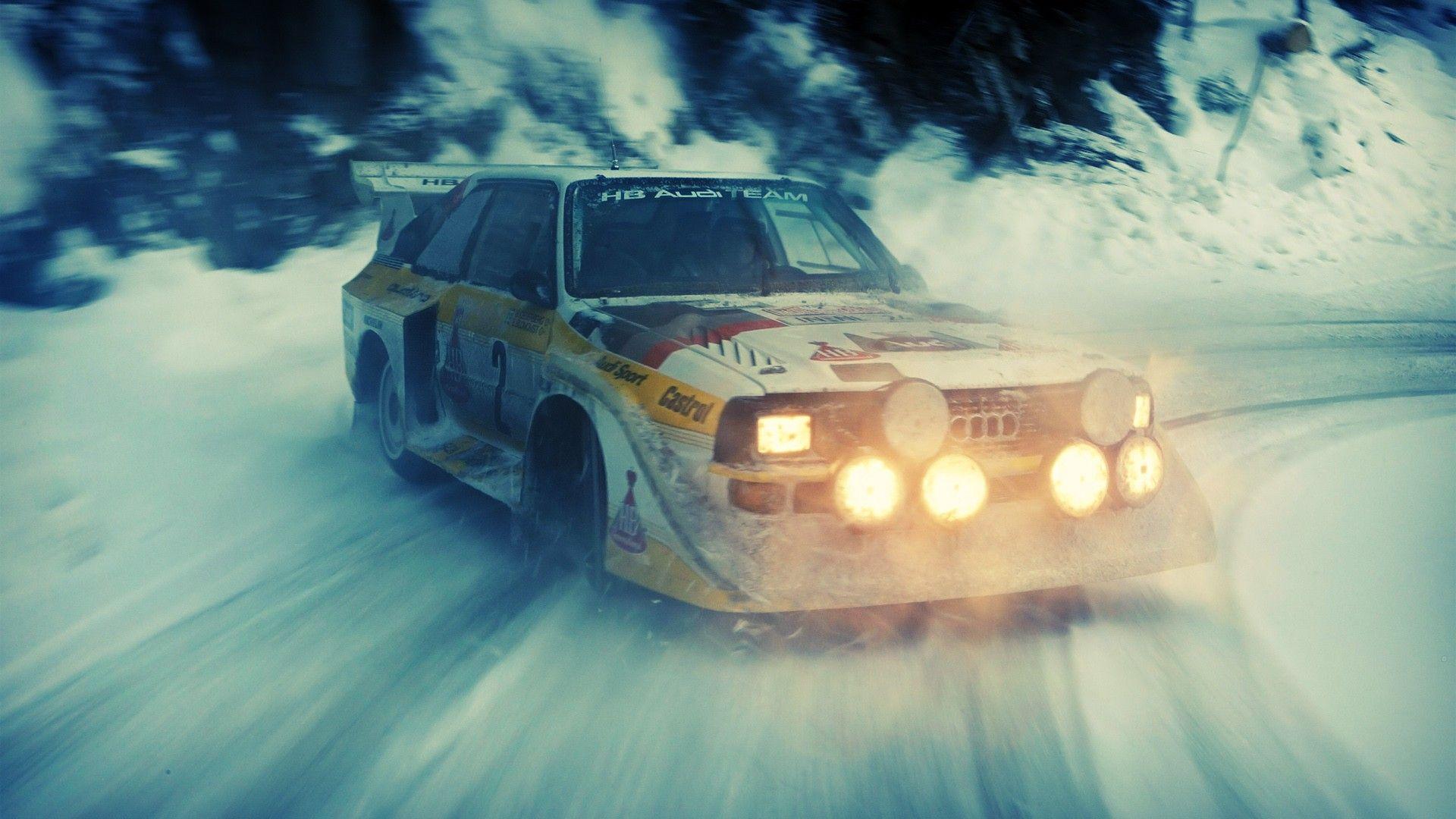 Audi S1 Rally Car Audi Audi Sport Audi Quattro