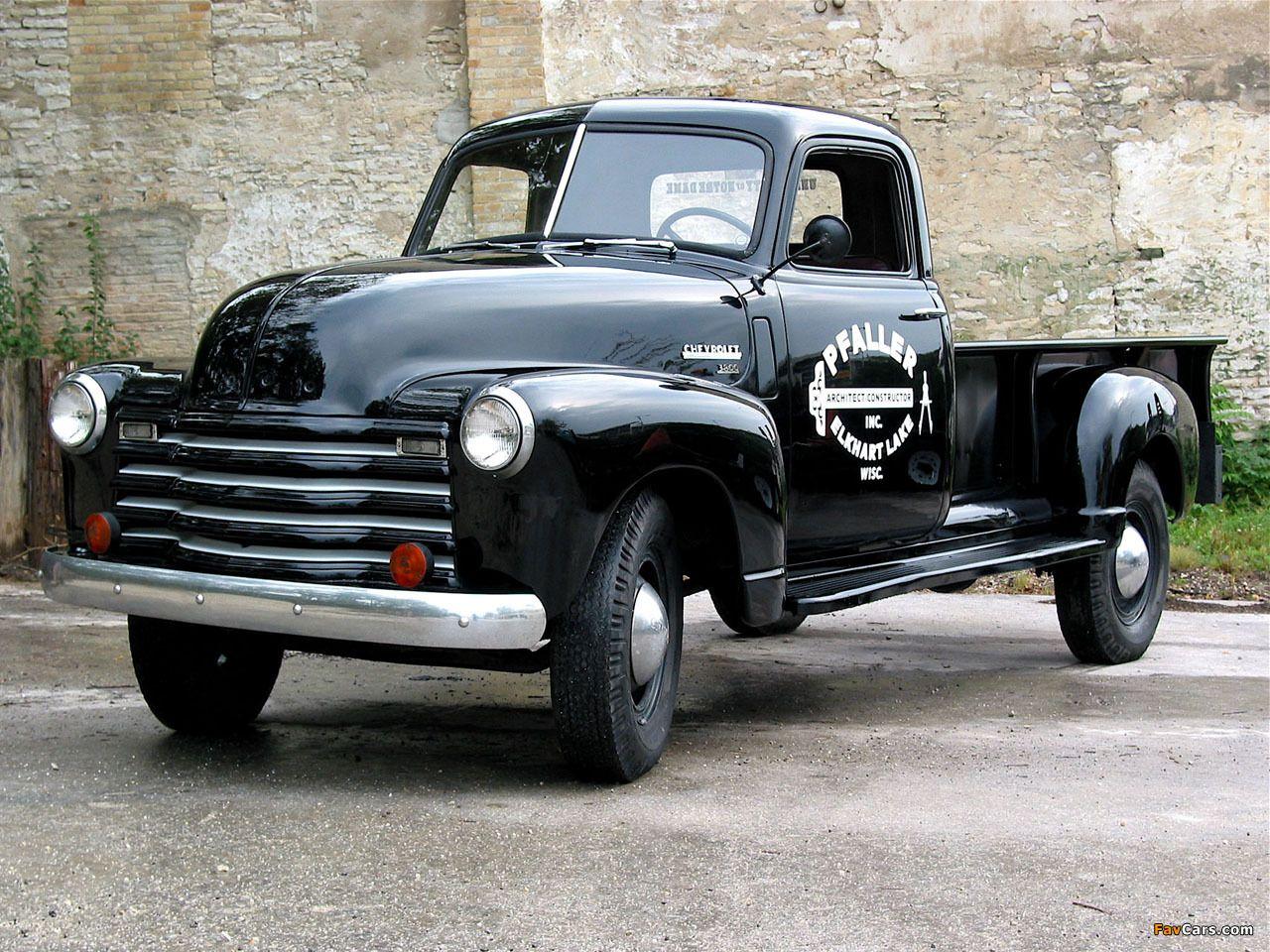 1950 Chevy 3800 Pickup Truck | CHEVROLET PICKUP | Pinterest ...