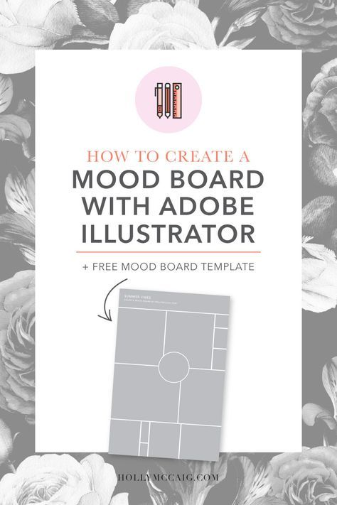 You probably think those color mood board are pretty and fun to look at,  but as a graphic designer that does brand design they serve a much more  important ...