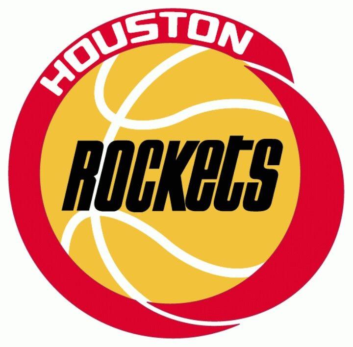 Houston Rockets Logo 1972 (to 1995)