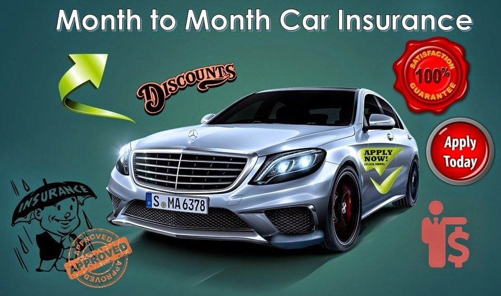 Get Free Insurance Quote For Month To Month Car Insurance