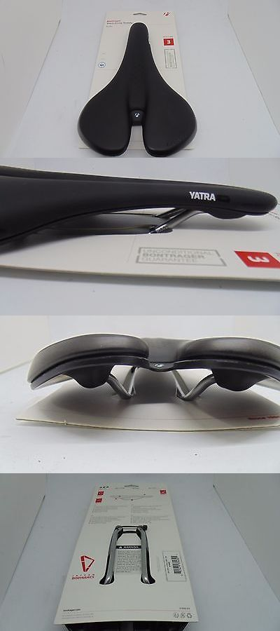 Saddle Covers Seat Covers 177838: Bontrager Yatra Comp Saddle Posture 3 260G 164Mm Width BUY IT NOW ONLY: $95.0