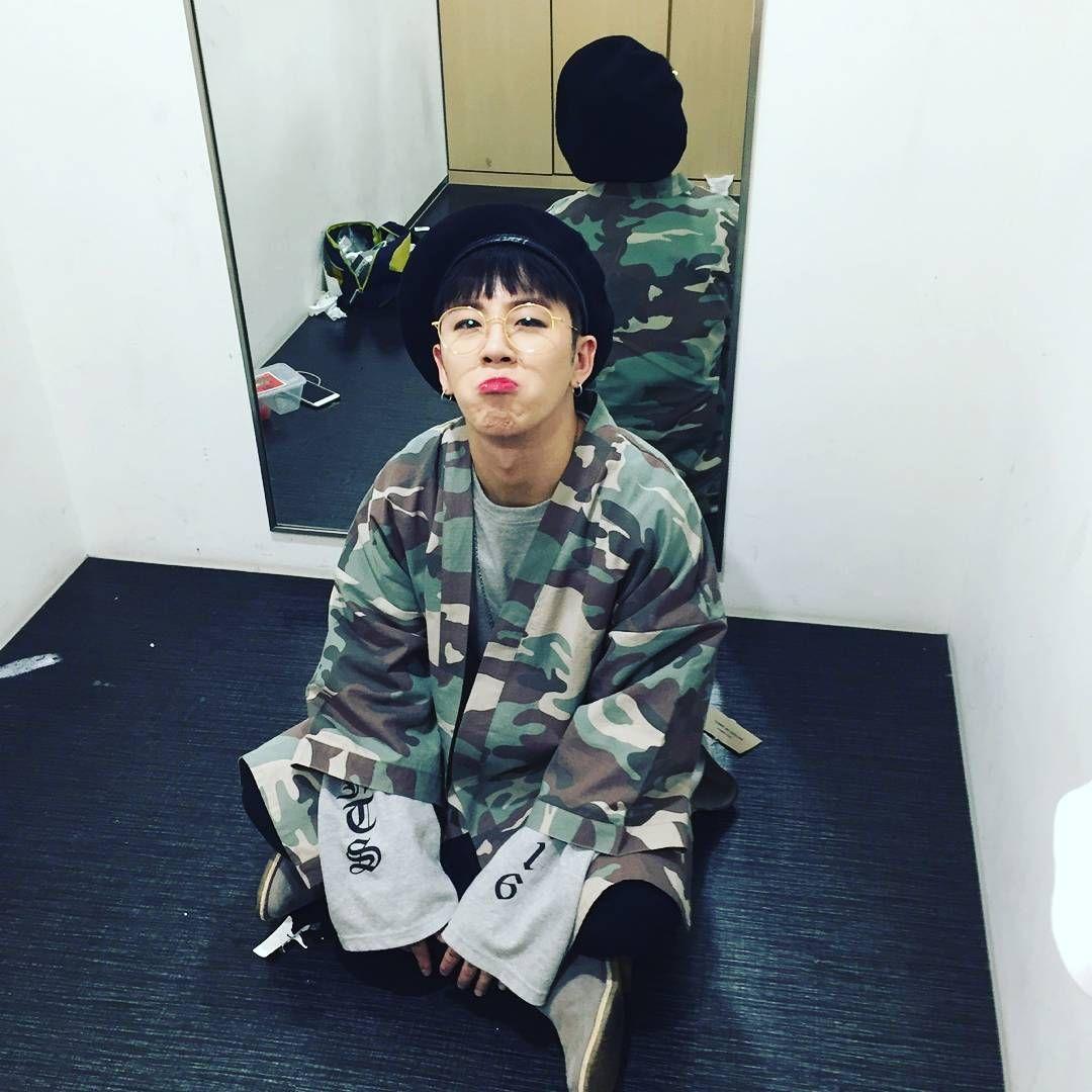 CAMO ♡ #태일 #OBH #camouflage