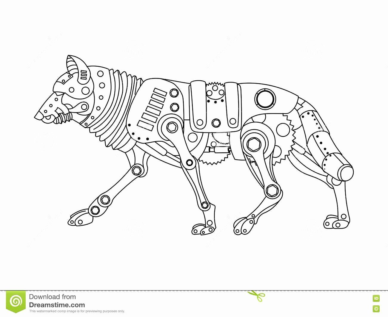 Twisted Wolf Coloring Pages on a budget