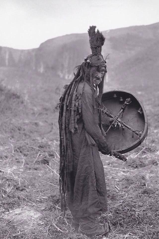 Image result for altaic shaman
