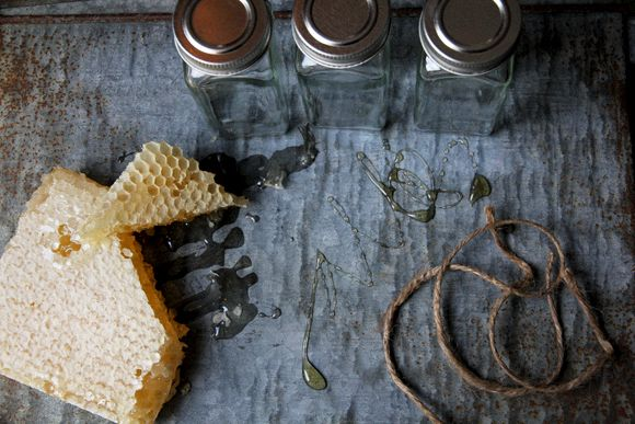 Make Your Own Infused Honey