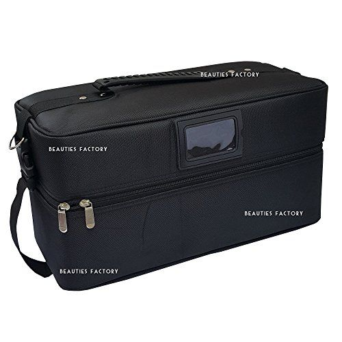 abdbb2bc3 Beauties Factory Outdoor Artist Hairdresser Multifunction Organizer Makeup  Case Bag >>> Want additional info. Bolsa Esencial De MaquillajeNeceser ...