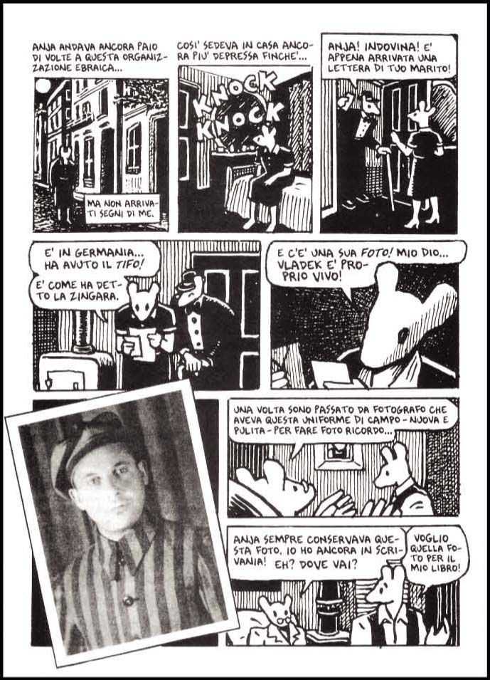spiegelmans novels essay Principles while also suggesting how the graphic novel  winner of the pulitzer  prize, art spiegelman's  another series of short essay type questions.