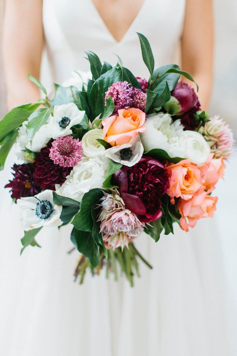 30 Fall Wedding Bouquets That Are So Gorgeous, You'll Wish ...