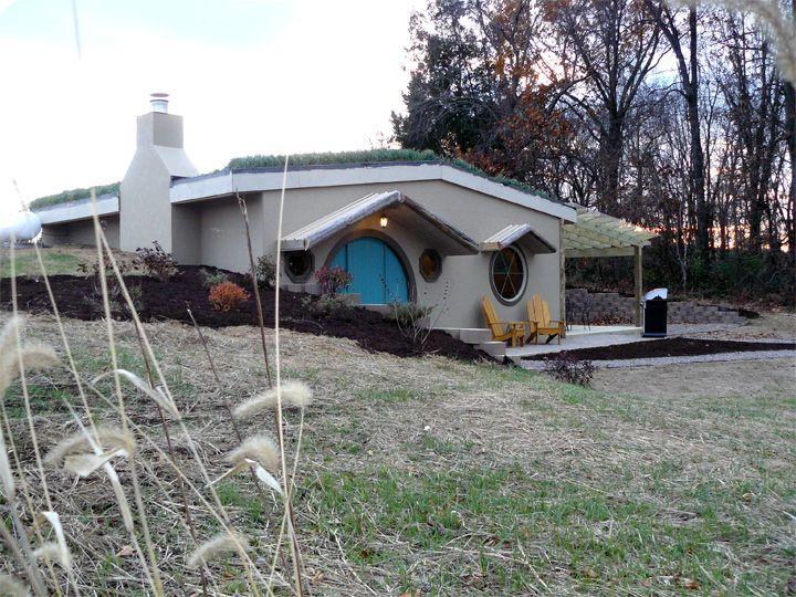 Αποτέλεσμα εικόνας για hobbit house illinois