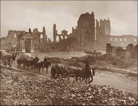 Image result for ypres ww1