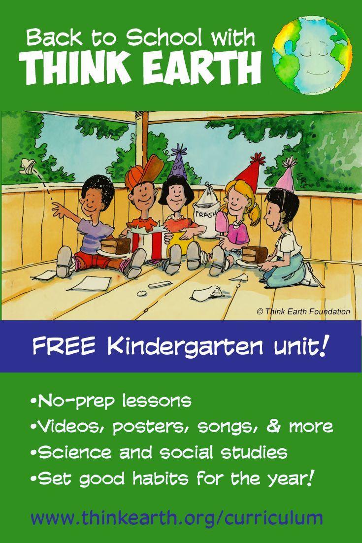 Ecological education of preschool children