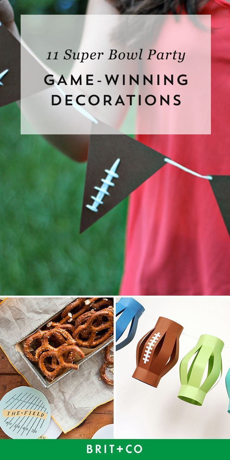 11 Game-Winning Super Bowl Party Decorations -  11 Super Bowl party game-winning... -  11 Game-Winning Super Bowl Party Decorations –  11 Super Bowl party game-winning… –  11 Game- - #Bowl #decorations #GameWinning #party #super #superbowlfoodideas #superbowlfoods #superbowlpartydecorations #superbowlpartyfood #superbowlpartyfoodappetizers #superbowlpartygames #superbowlpartyideasdecorations #superbowlrings #winning