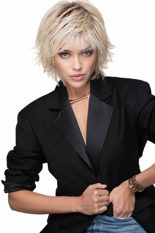 Razor Cut Shag : Ready-To-Wear Wigs | TressAllure
