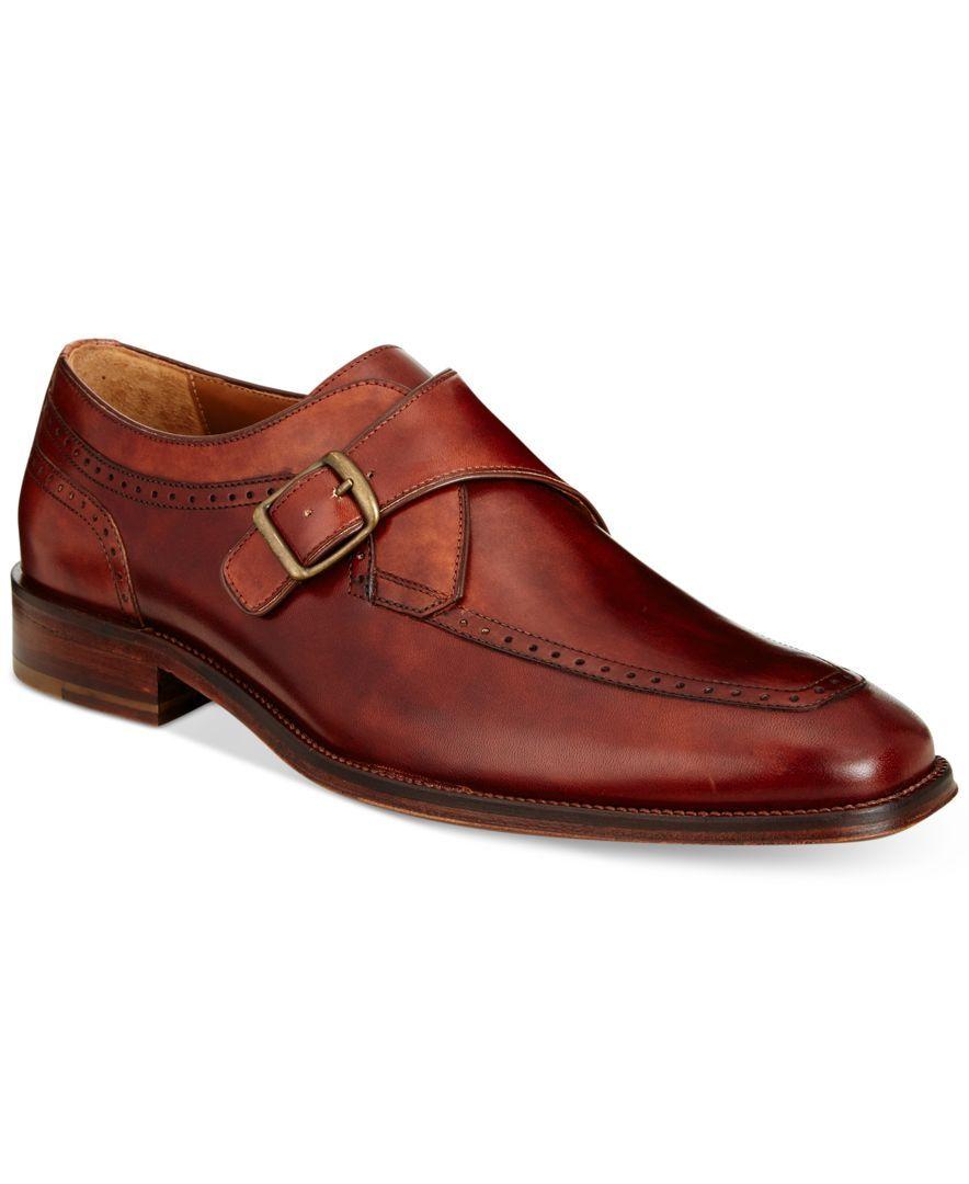 single men in johnston 売れ筋の業界最高峰靴が激盛りハイパーセール中。johnston & murphy boydstun single monk strap (men's) メンズ大充実品揃え!  johnston & murphy boydstun single.