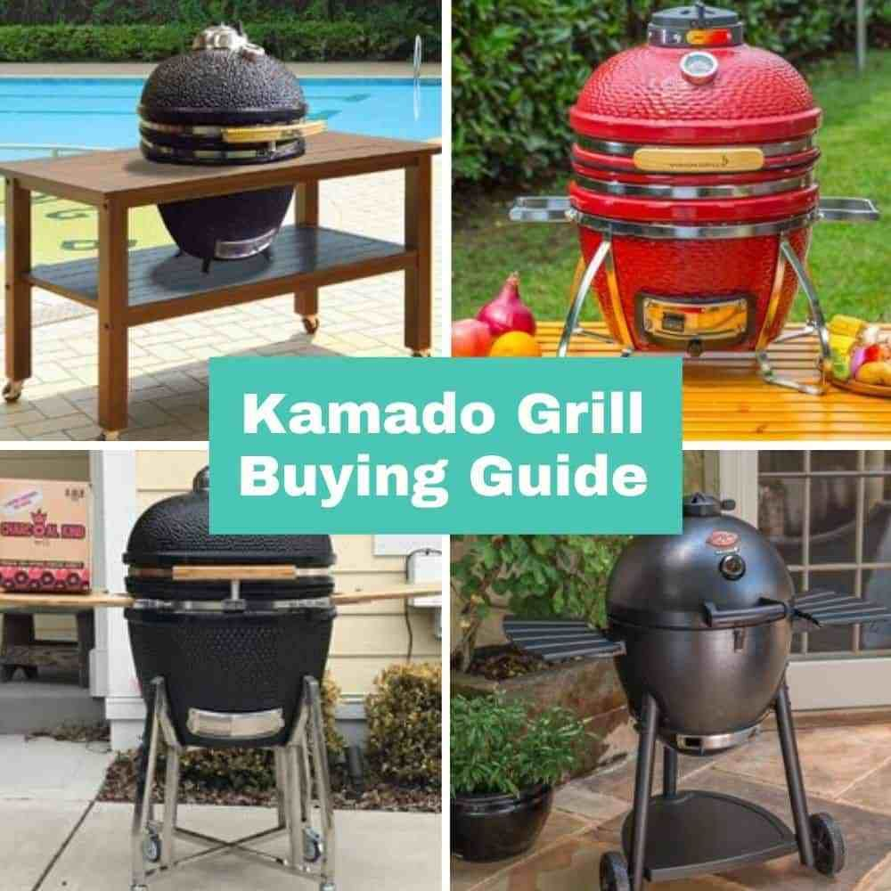 The Best Kamado Grill Buying Guide In 2020 Best Kamado Grill Kamado Grill Grilling