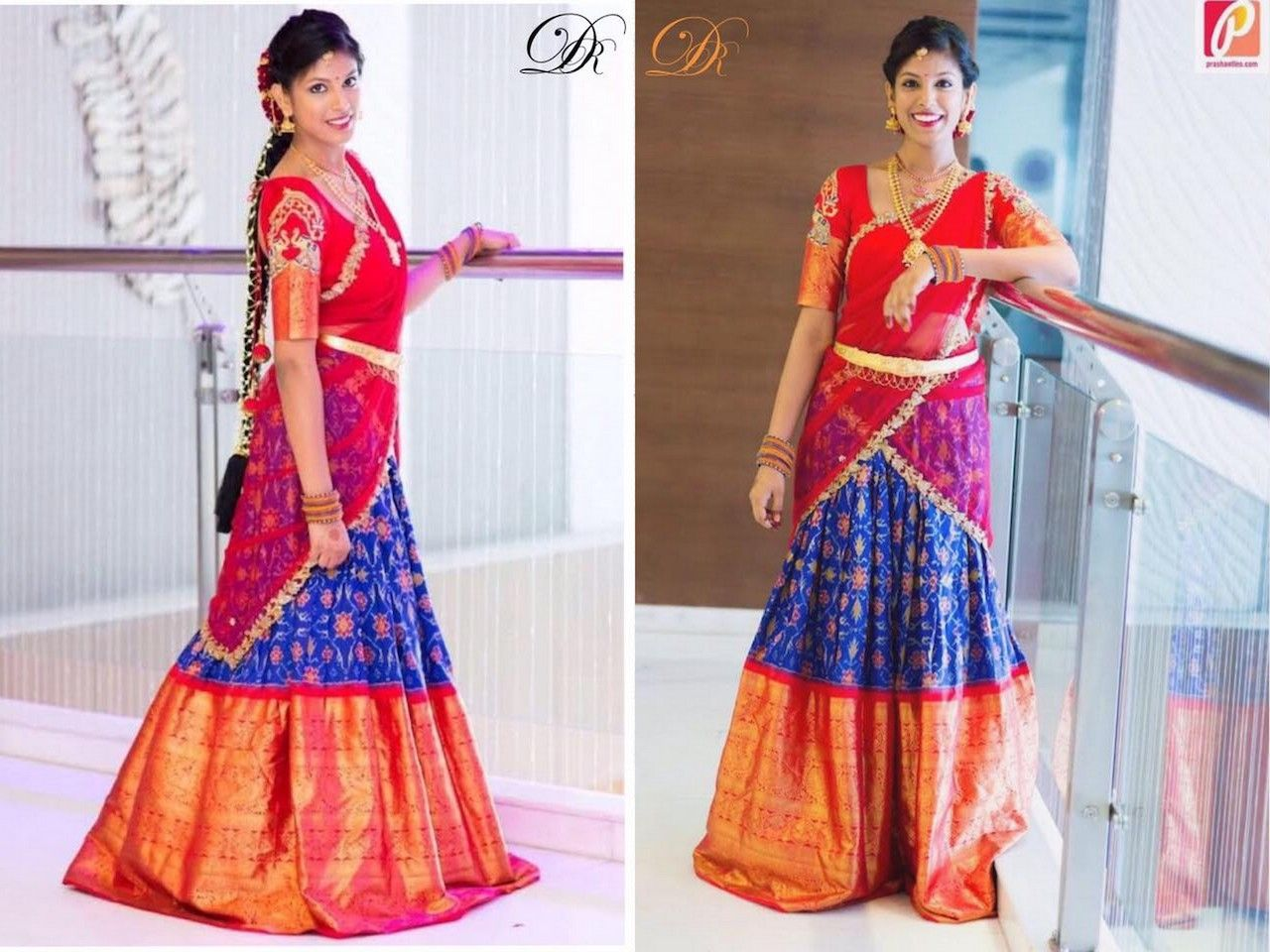 Mind Blowing Traditional Wedding Dresses Around The World: 17 Ikkat Gowns And Lehengas We Recently Fell In Love With
