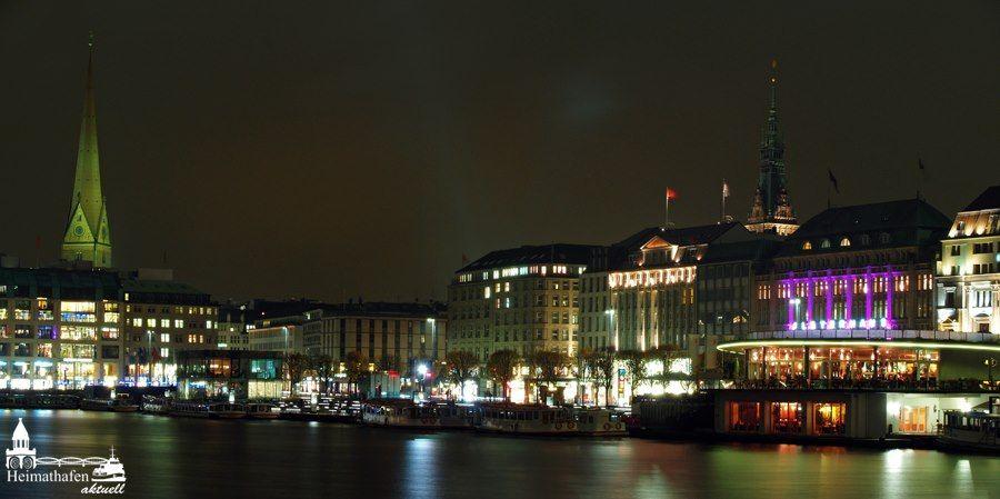 Neuer Wall Weihnachtsbeleuchtung.Love This Area In Hamburg Travel Hamburg Hamburger