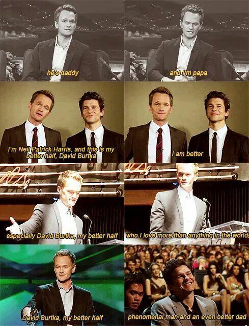 Neil & David